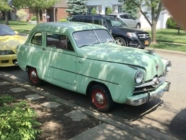 060216 Barn Finds - 1951 Crosley Deluxe Sedan - 2