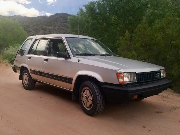 060716 Barn Finds - 1985 Toyota Tercel SR5 4WD - 3