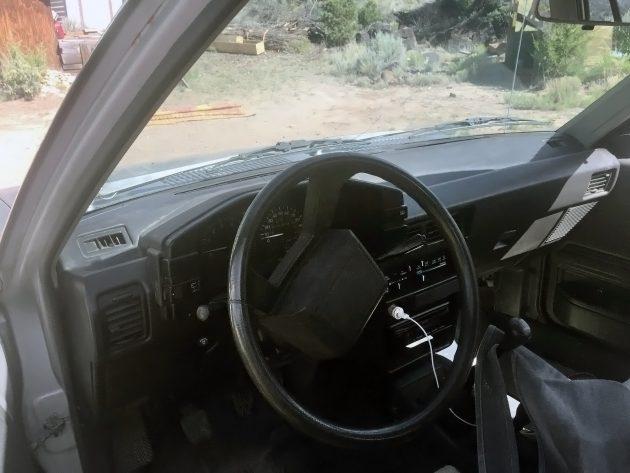 060716 Barn Finds - 1985 Toyota Tercel SR5 4WD - 4