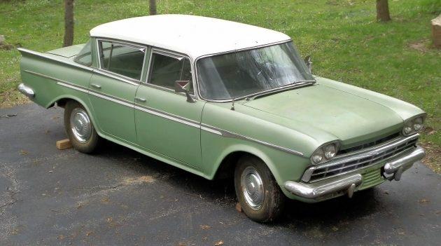 061016 Barn Finds - 1960 AMC Custom - 1