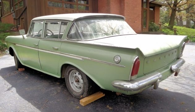 061016 Barn Finds - 1960 AMC Custom - 2