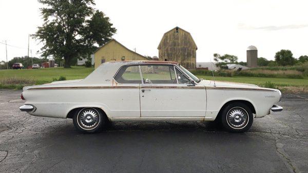 Arizona Desert To New York 1964 Dodge Dart Gt