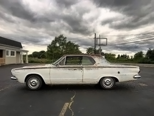 061016 Barn Finds - 1964 Dodge Dart GT - 2