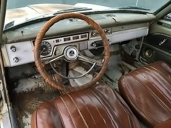 061016 Barn Finds - 1964 Dodge Dart GT - 3
