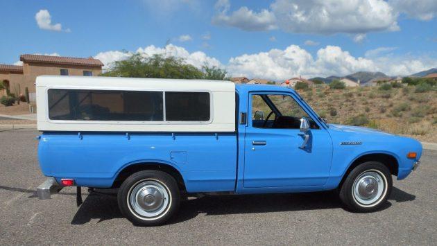 061016 Barn Finds - 1974 Datsun 620 pickup - 1