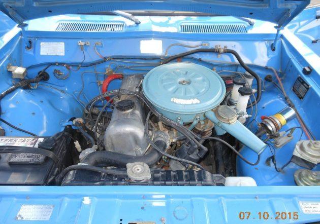 061016 Barn Finds - 1974 Datsun 620 pickup - 5