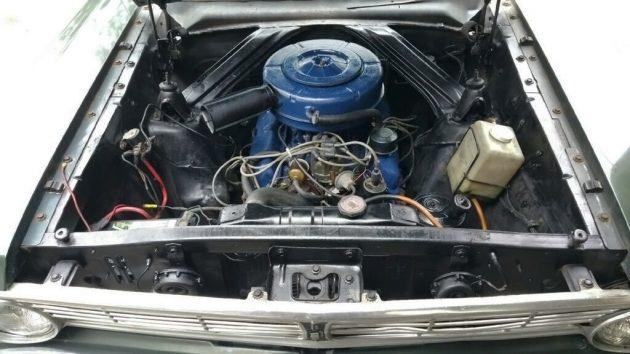 061116 Barn Finds - 1965 Ford Falcon Futura Convertible - 5