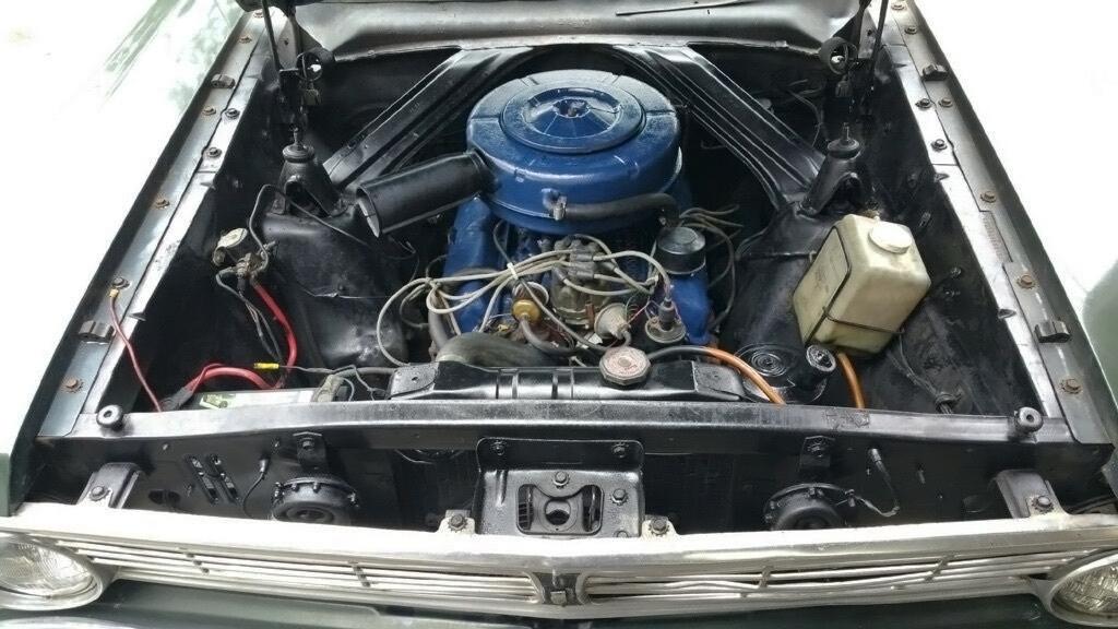 Fantastic Futura 1965 Ford Falcon Futura Convertible