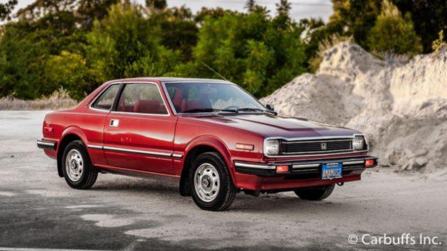 061116 Barn Finds - 1982 Honda Prelude - 1