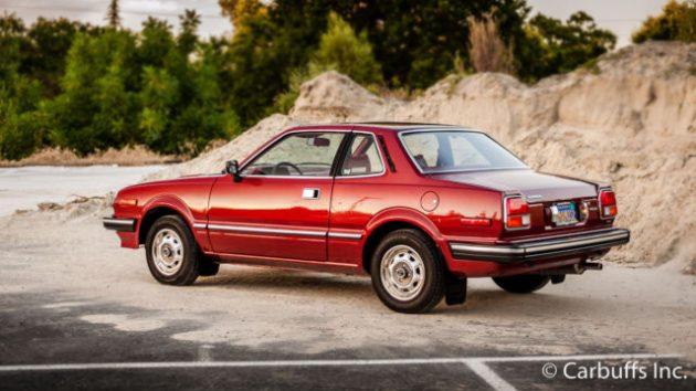 061116 Barn Finds - 1982 Honda Prelude - 2