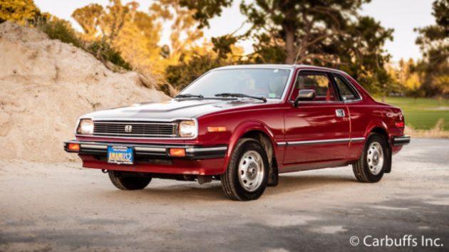 061116 Barn Finds - 1982 Honda Prelude - 3