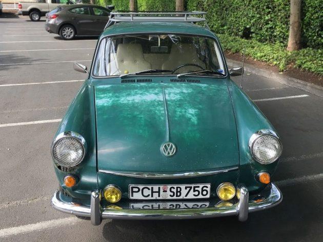 061216 Barn Finds - 1968 Volkswagen Type 3 Squareback - 2