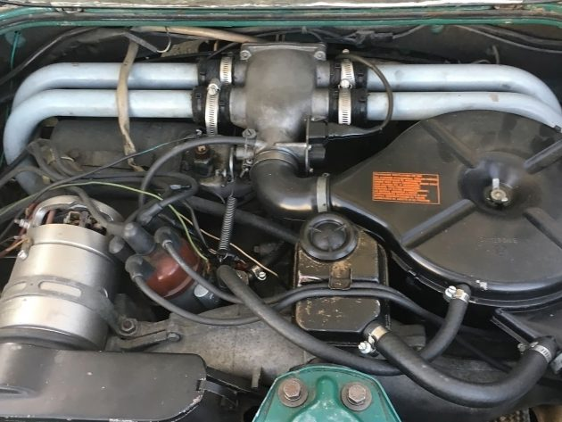 061216 Barn Finds - 1968 Volkswagen Type 3 Squareback - 5