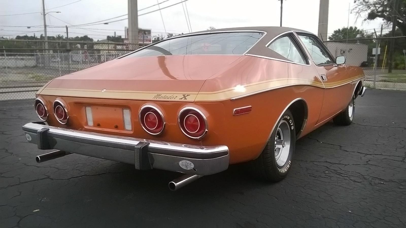 Matador Car 1976