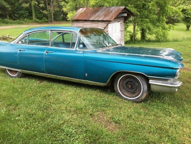 061316 Barn Finds - 1960 Cadillac Fleetwood - 2