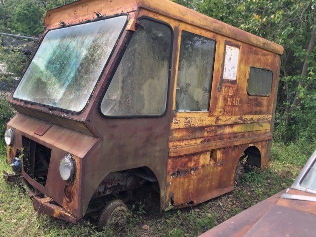 061416 Barn Finds - 1963 Studebaker Zip Van - 1