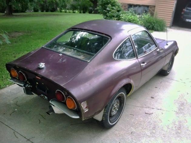 061416 Barn Finds - 1970 Opel GT - 2
