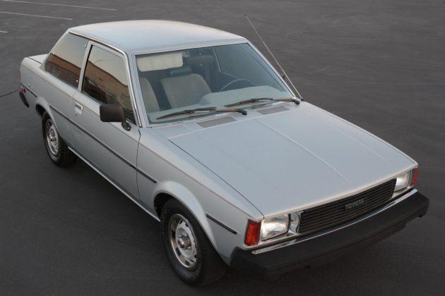 061416 Barn Finds - 1981 Toyota Corolla - 1