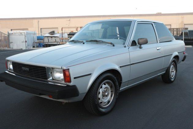 061416 Barn Finds - 1981 Toyota Corolla - 2