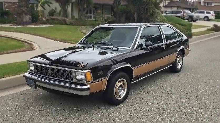 X'cellent Original: 1980 Chevrolet Citation X-11