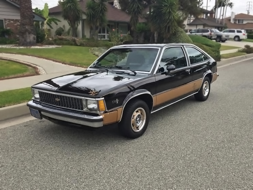 Chevy Car Old >> X'cellent Original: 1980 Chevrolet Citation X-11