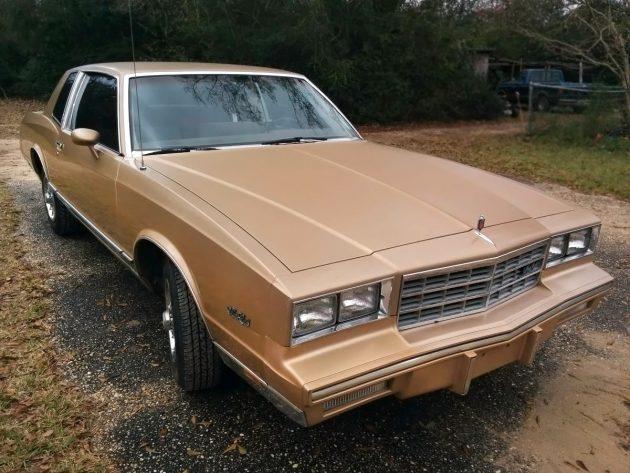 061516 Barn Finds - 1985 Chevrolet Monte Carlo - 1