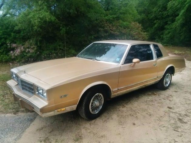 061516 Barn Finds - 1985 Chevrolet Monte Carlo - 2