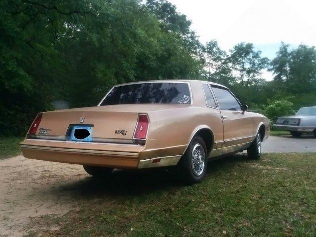 061516 Barn Finds - 1985 Chevrolet Monte Carlo - 3