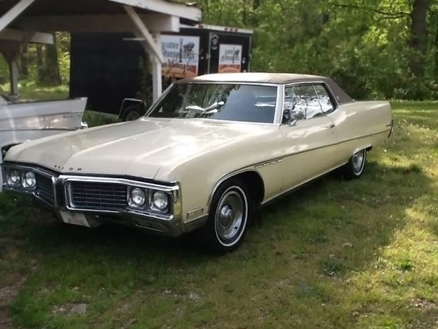 061616 Barn Finds - 1970 Buick Electra 225 - 1