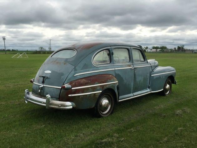061816 Barn Finds - 1947 Mercury Monarch - 2