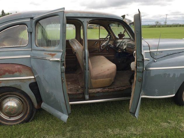 061816 Barn Finds - 1947 Mercury Monarch - 4