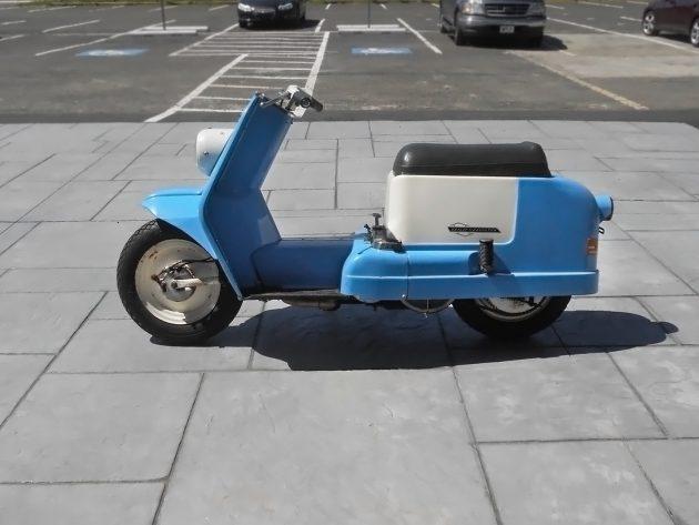 061816 Barn Finds - 1965 Harley-Davidson Topper - 2