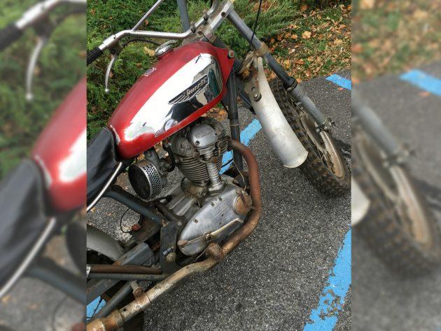 061916 Barn Finds - 1968 Ducati Scrambler 250 - 2
