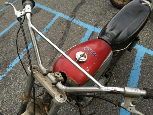 061916 Barn Finds - 1968 Ducati Scrambler 250 - 3