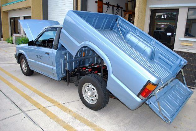 062016 Barn Finds - 1991 Mazda B 2200 EV Pickup - 1