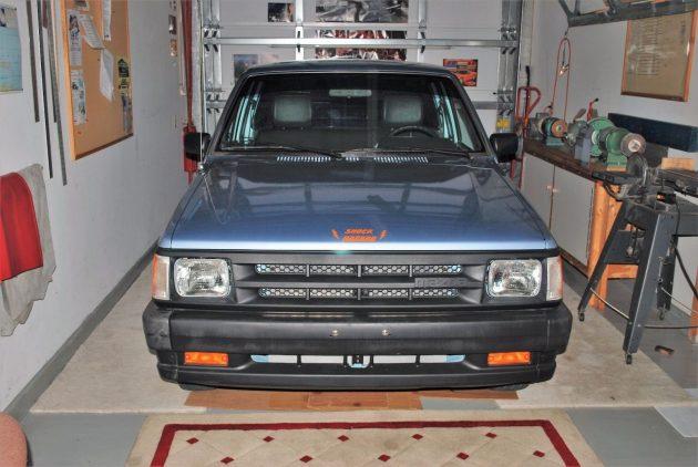062016 Barn Finds - 1991 Mazda B 2200 EV Pickup - 2
