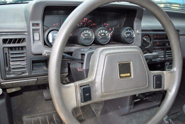 062016 Barn Finds - 1991 Mazda B 2200 EV Pickup - 4