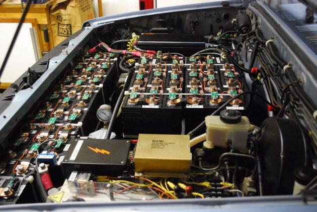 062016 Barn Finds - 1991 Mazda B 2200 EV Pickup - 5