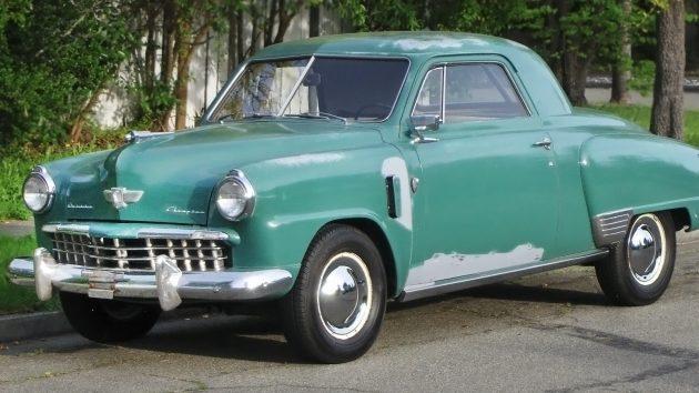 062116 Barn Finds - 1949 Studebaker Champion Regal Deluxe - 2