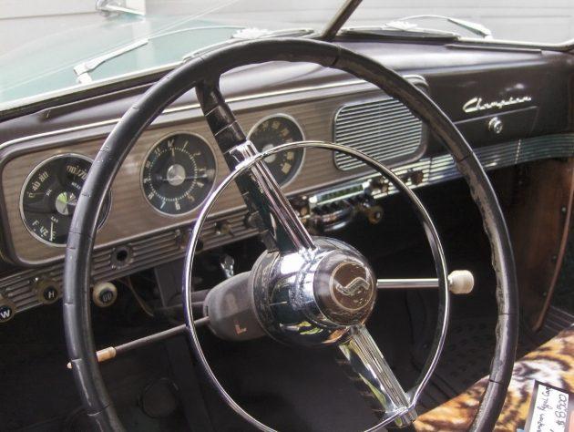 062116 Barn Finds - 1949 Studebaker Champion Regal Deluxe - 4