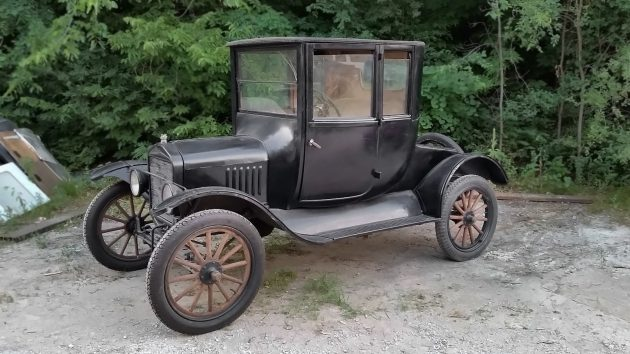 062216 Barn Finds - 1922 Ford Model T - 1