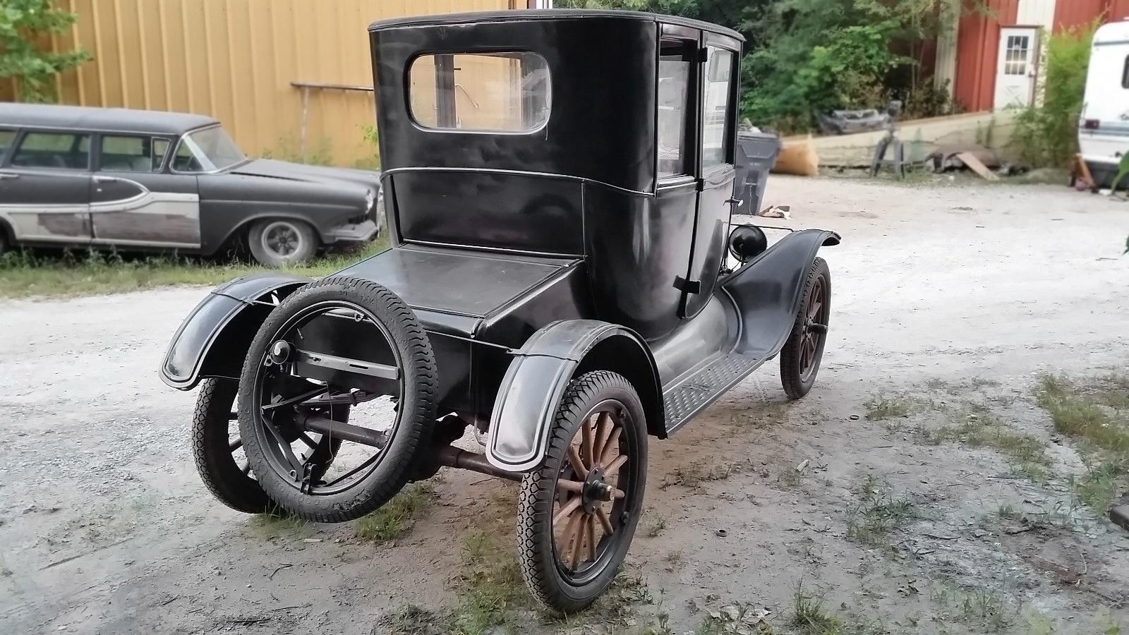 kansas coupe 1922 ford model t coupe. Black Bedroom Furniture Sets. Home Design Ideas