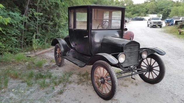 062216 Barn Finds - 1922 Ford Model T - 3
