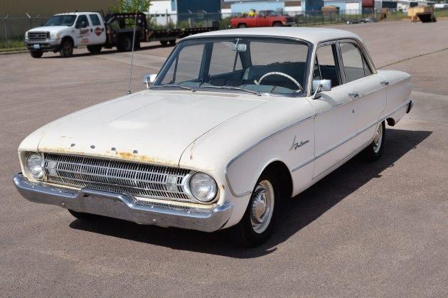 062216 Barn Finds - 1961 Ford Falcon - 1