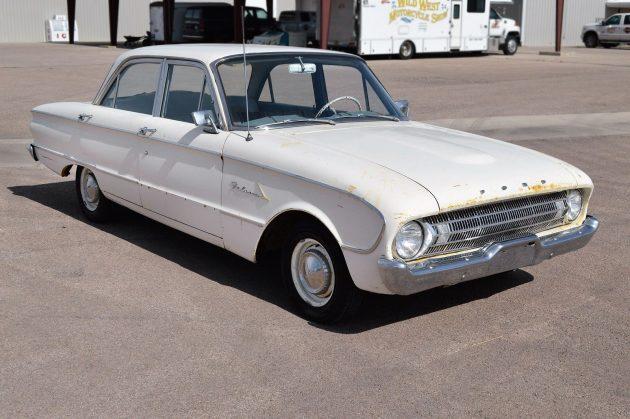 062216 Barn Finds - 1961 Ford Falcon - 2