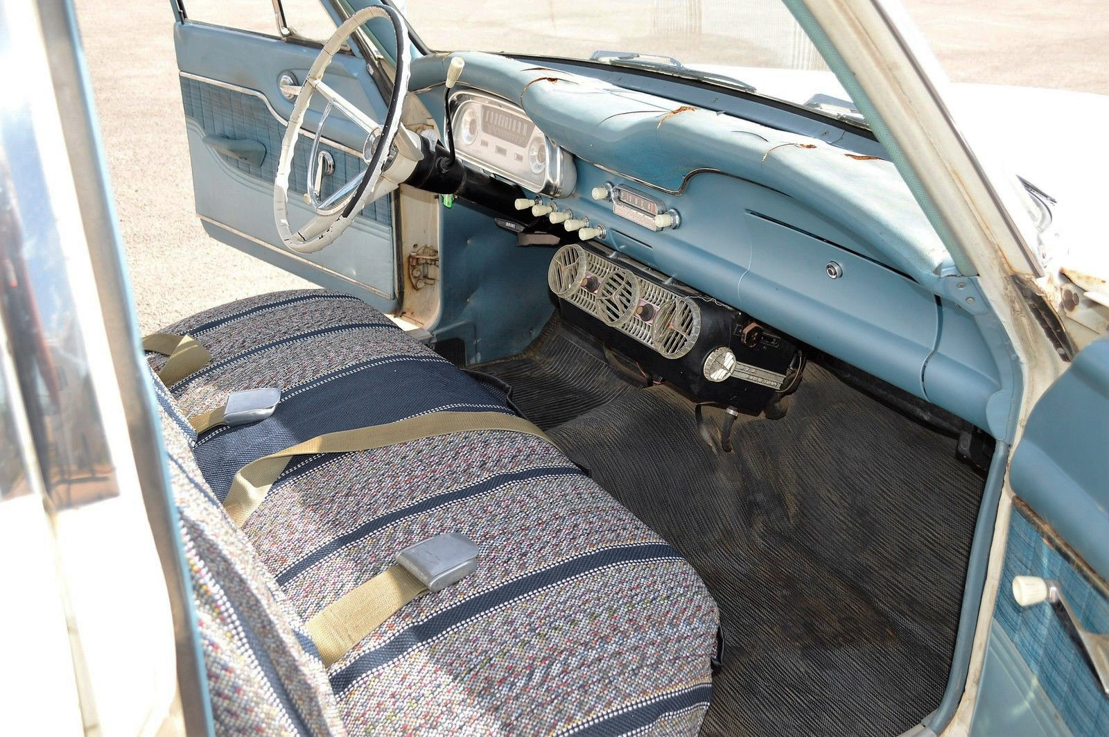 1964 ford falcon 4 door find used 1964 ford falcon 4 door 170 special - 062216 Barn Finds 1961 Ford Falcon 4
