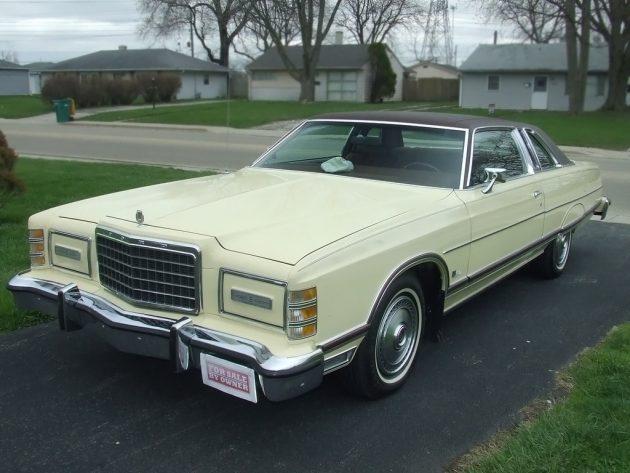 062216 Barn Finds - 1977 Ford LTD Landau - 1