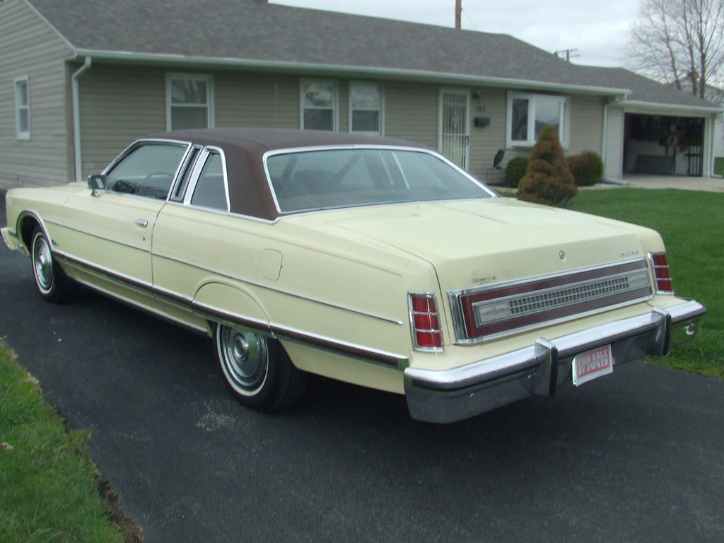 Original And Almost Perfect: 1977 Ford LTD Landau