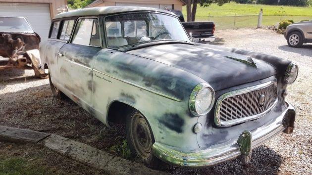 062416 Barn Finds - 1960 AMC Rambler American Wagon - 1