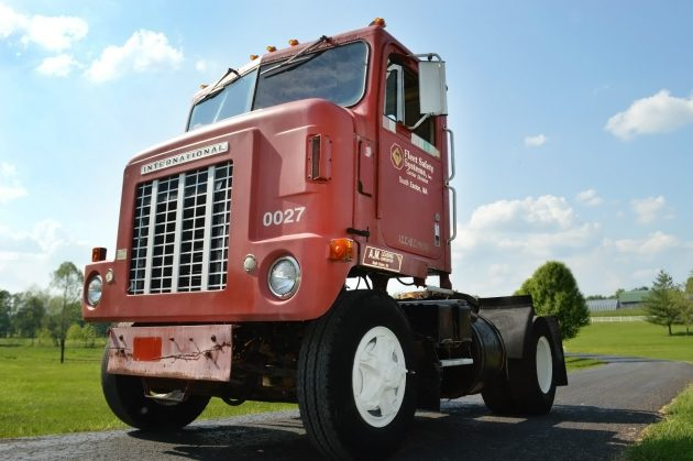 062516 Barn Finds - 1975 International Cabover Conco Transtar 4100 - 1